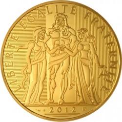 France 2012. 1000 euro Hercule