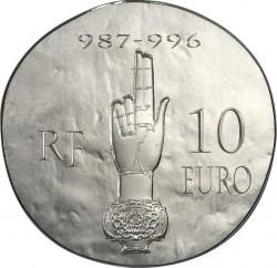 France 2012. 10 euro Hugues Capet