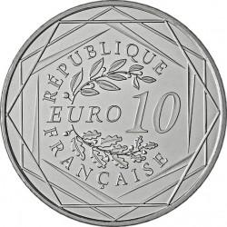 France 2012. 10 euro Hercule