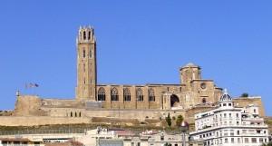 Собор Сеу Вела (кат. Seu Vella de Lleida)