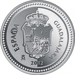 Испанские столицы. Гвадалахара