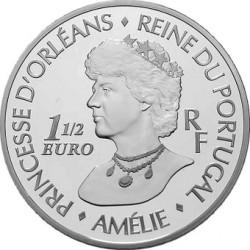 Франция, 2006 (Мария Амелия Орлеанская, королева Португалии)