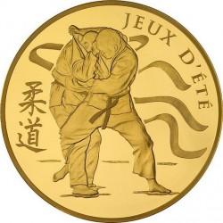 France. 200 euro 2012. judo