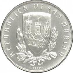 Сан-Марино 2012. 5 евро, Джованни Пасколи