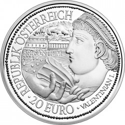Austria 2012. 20 euro Brigantium.