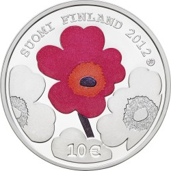 Finland 2012. 10 euro - Armi Ratia and Industrial Art