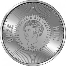 Niderland 2007. 5 euro. Michiel de Ruyter