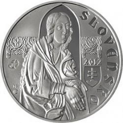 Slovakia 2012. 10 euro. Master Paul of Levoca