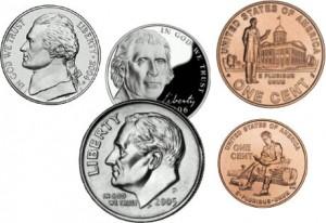 В США могут изменить состав монет