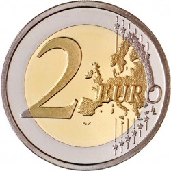 Portugal 2012. 2 euro. Guimara~es, European Capital of Culture 2012