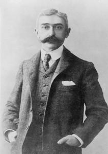 Барон Пьер де Кубертен (фр. Pierre de Coubertin)