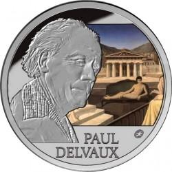 Belgium 2012. 10 euro. Paul Delvaux