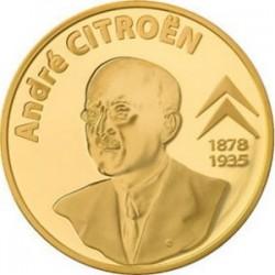 Франция, 2008 (130 лет со дня рождения Андре Ситроена)