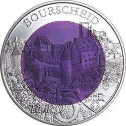 Luxemburg 2012. 5 euro. Burg Bourscheid.