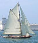 Парусная лодка Pen Duick (фото 2005 г.)