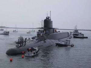 Подводная лодка «Редутабль» (le Redoutable)