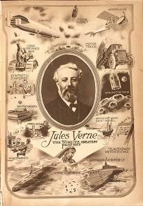 Jules Verne prophet