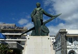 Roland Garros monument