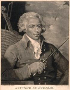Жозеф Болонь, шевалье де Сен-Жорж (Joseph Boulogne, chevalier de Saint-George)