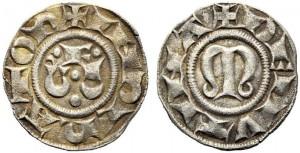Гроссо (Модена, 1242-1293, 1,38 г, 17,0 мм)