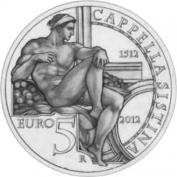 italy-2012-5-euro-Cappella-Sistina-rev