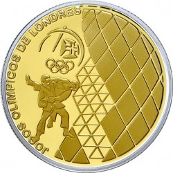 Portugal. 2.5 euro: XXX. Summer Olympics in London