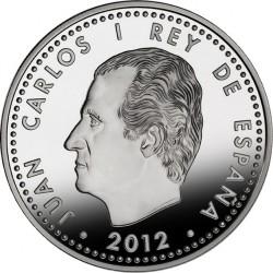 spain 2012 10 euro Champions of Europe