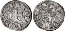 Dinero de Alfonso VIII (Toledo)