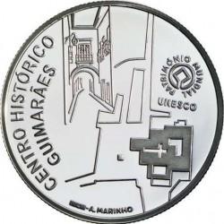 Portugal 2012. 2,5 euro. Centro Histórico de Guimarães