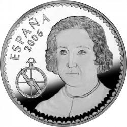 Spain 2006. 10 euro Christopher Columbus 5th Centenary