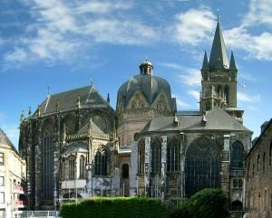 Кафедральный собор св. Марии в г. Ахене (Aachener Dom)
