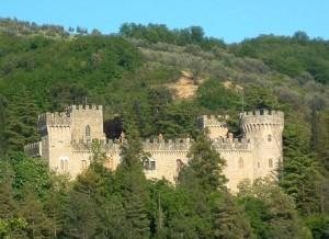 Castello dell`Oscano