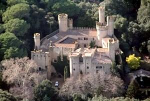 замок святой Флорентины (Castillo de Santa Florentina)
