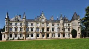 Chateau de Charbonnieres