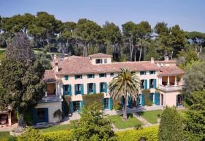 castle Cannes
