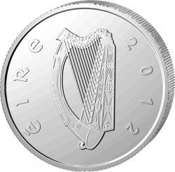 Ireland 2012ю 10 euro. Mícheál Coileáin