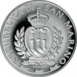 San Marino 2012. 10 euro. Aligi Sassu