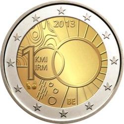 2 euro belgien 2013