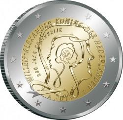2 euro netherland 2013 Koninkrijk