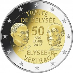 50 Years of Franco-German Friendship (FR)