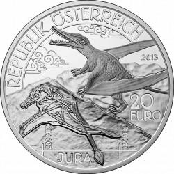 Austria 2013. 10 euro. Jura