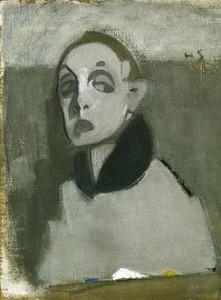 Helene Schjerfbeck Self-Portrait 1937