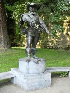 Statue of d'Artagnan (Maastricht )