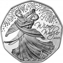 Österreich 2013. 5 euro. Wiener Walzer