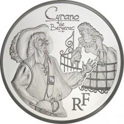 france 2012 10 euro Cyrano