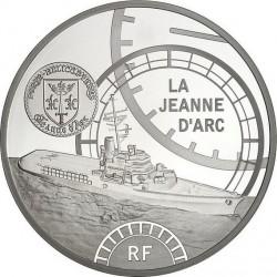 France 2012. 10 euro. La Jeanne d'Arc