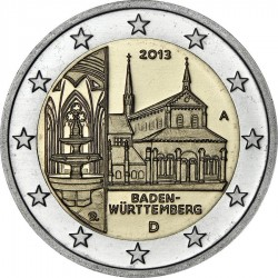 2 euro. Germany 2013
