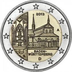 2 euro. Germany 2013