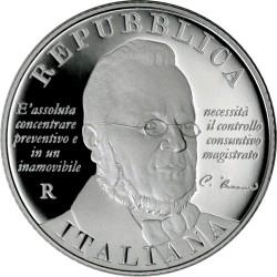 Italy 2012. 5 euro. Corte Dei Conti