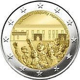 malta 2 euro 2012 v.1